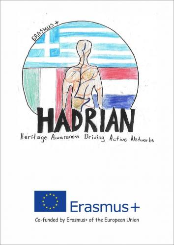 Students' creations for HADriAN's logo